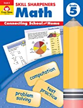 Skill Sharpeners Math, Grade 5