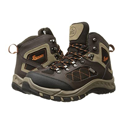 Danner Trail Trek 4.5 (Brown/Orange) Men