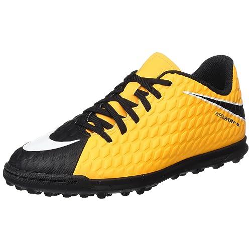 20a7eac2f Nike Unisex Kids  Jr Hypervenomx Phade Iii Tf Football Boots