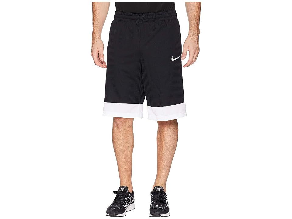 Nike Fastbreak Basketball Short (Black/White) Men