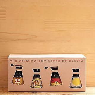 タケシゲ醤油 プチ福招きセット(4種入り)