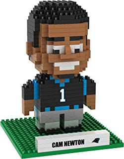 Forever Collectibles NFL Team BRXLZ 3D Player Number Puzzle Set
