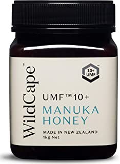 WildCape UMF 10+ Manuka Honey, 1kg