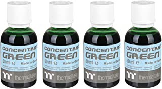 Thermaltake Thermaltake TT Premium Concentrate - Green (4 Bottle Pack),CL-W163-OS00GR-A