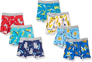 Hanes Hanes Toddler Boys' Tagless Super Soft Boxer Briefs 7-Pack
