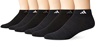 adidas Men's Superlite Low Cut Socks with arch...
