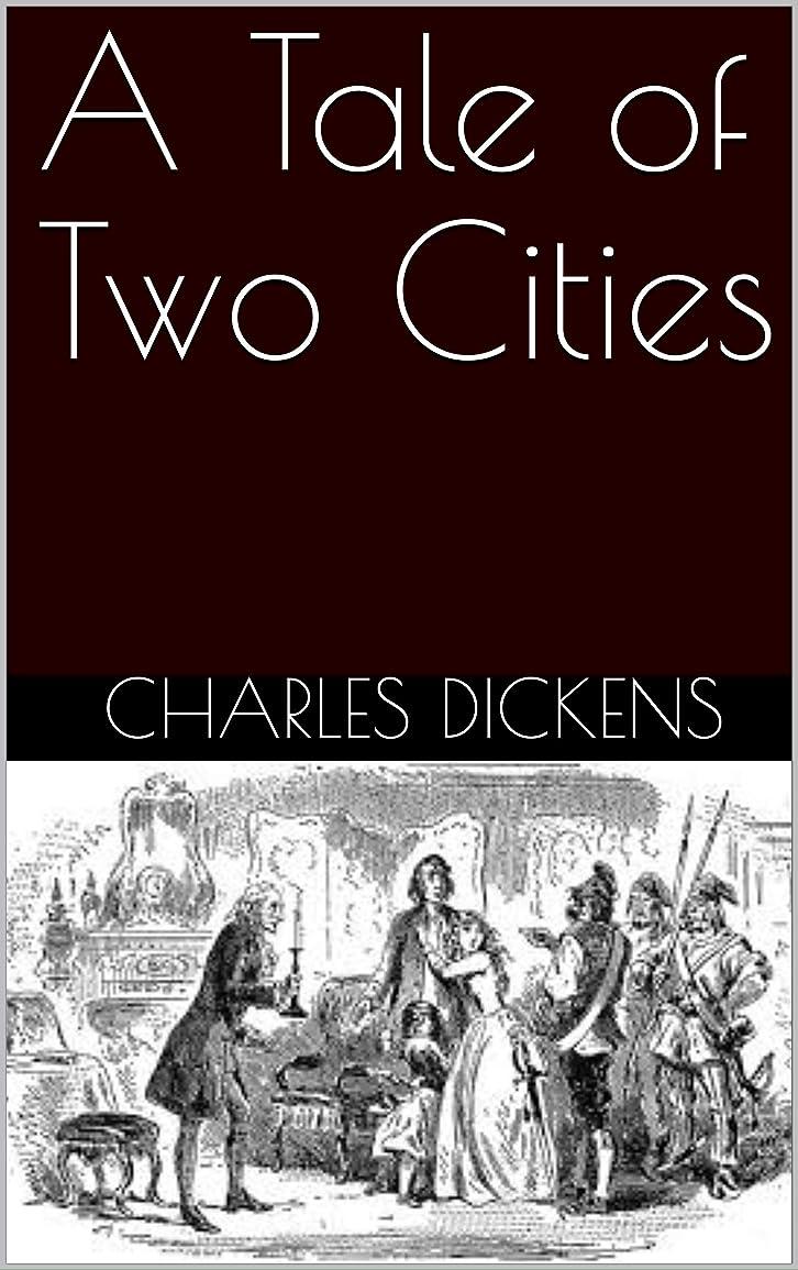 トリム小売ピストルA Tale of Two Cities (Illustrated) (English Edition)