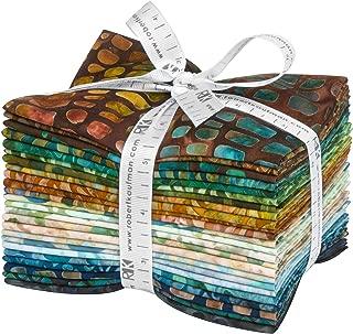Lunn Studios Artisan Batiks Tavarua 2 24 Fat Quarters Robert Kaufman Fabrics FQ-1529-24