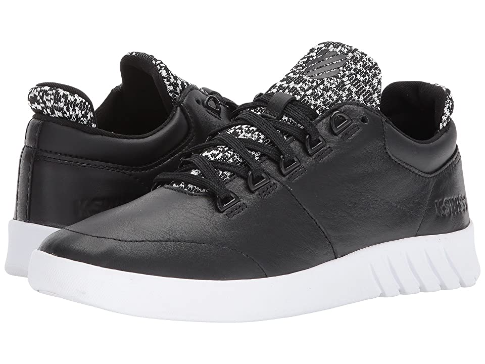 K-Swiss Aero Trainer (Black/White/Black) Men