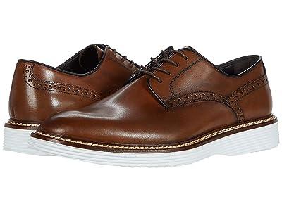 J&M Collection Casteel Plain Toe (Tan) Men