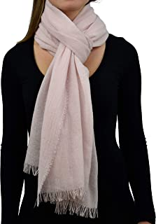 Pashmina 100% cashmere - Made in Italy - Woman, One size