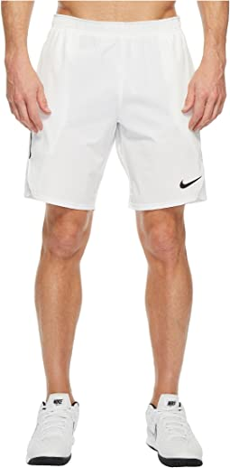 11143d8db5da NikeCourt Flex Ace Pro Shorts MB NT.  90.00. White Black Black