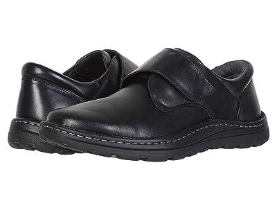 Drew Watson (Black Leather/Stretch) Men