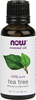 antiseptic tea tree oil by NOW Foods