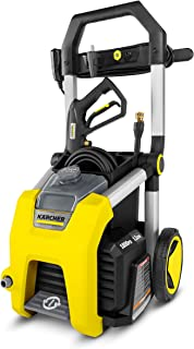 Karcher K1800 Electric Power Pressure Washer 1800 PSI TruPressure, 3-Year Warranty, Turbo Nozzle Included