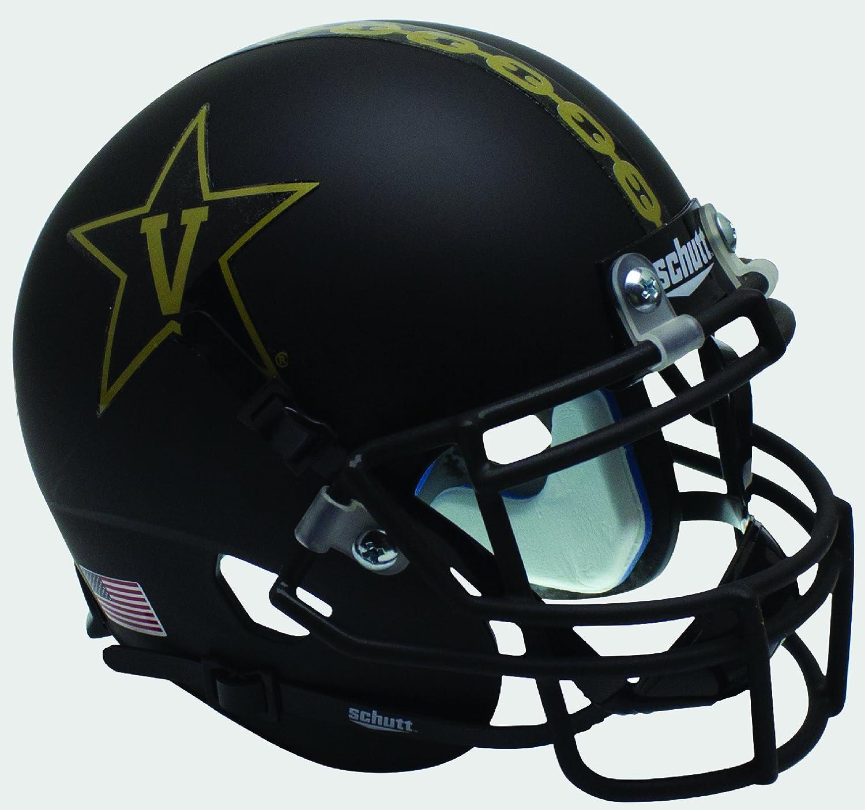Schutt NCAA Vanderbilt Commodores Mini-Helm, Unisex, NCAA Vanderbilt Commodores Mini Mini Mini Authentic XP Football Helmet, Gold Anchor Alt. 3, Mini B017JZ82BC  Exportieren 7f94e4