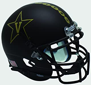 vanderbilt football helmet