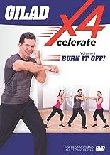 Gilad: Xcelerate 4: Volume 1 - Burn It Off!