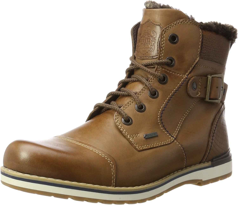 FRETZ men Cooper, Men's Ankle Boots