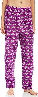 Women's Pajamas Pants Fleece Lounge Sleep Pj Bottoms (Size XSmall-XLarge)