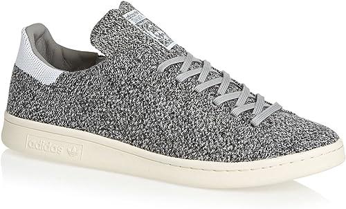 Adidas Stan Smith Primeknit Hombre Hauszapatos gris