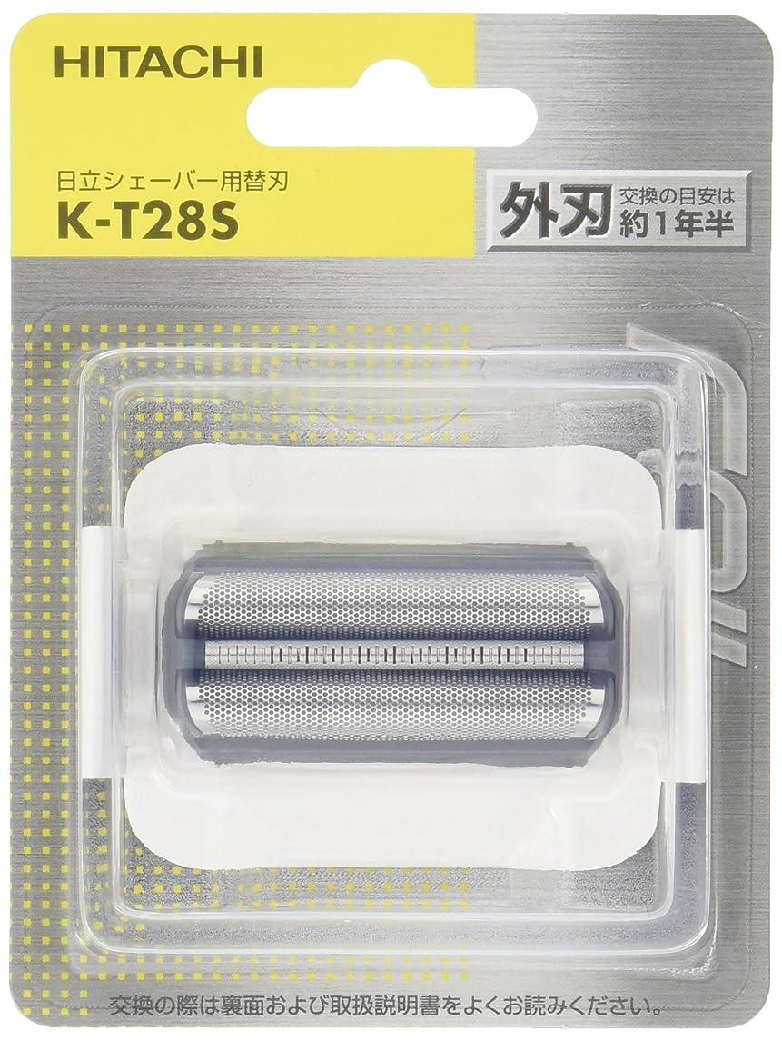 部屋を掃除するちょうつがいパンフレット日立 替刃 外刃 K-T28S