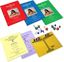 The Hands-On Equations Learning System: A manipulatives-based instructional system for introducing algebra in grades 3 and up.