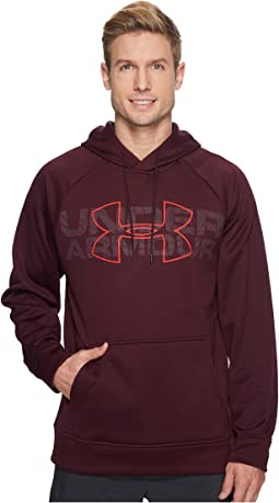 Armour Fleece Graphic Pullover Hoodie