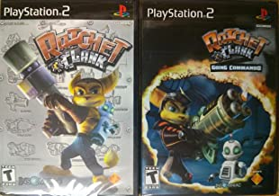 Ratchet and Clank Going Commando Collection Playstation 2 PS2