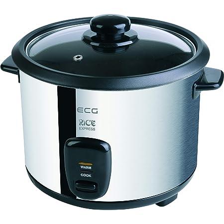Bergner Foodies Cocedor arroz 400w mp, 400 W, Gris: Amazon.es ...