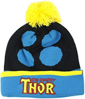 Thor Official Adults Unisex Retro Original Bobble Hat