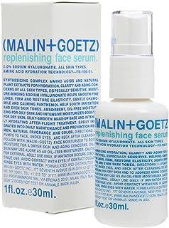 マリン+ゲッツ補充顔の血清 x4 - MALIN+GOETZ Replenishing Face Serum (Pack of 4) [並行輸入品]