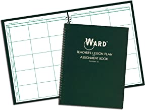 Ward Lesson Plan Book, Wirebound, 11