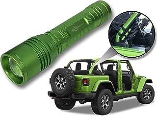 jeep jk green colors