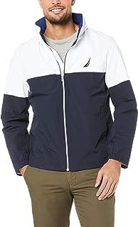 Nautica Men's Light Weight Colorblock Jacket
