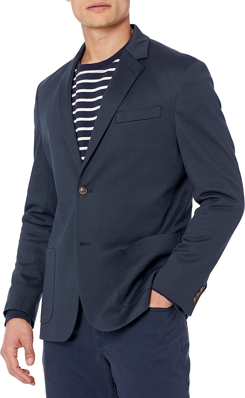 Amazon Essentials Men's Unlined Knit Sport Coat