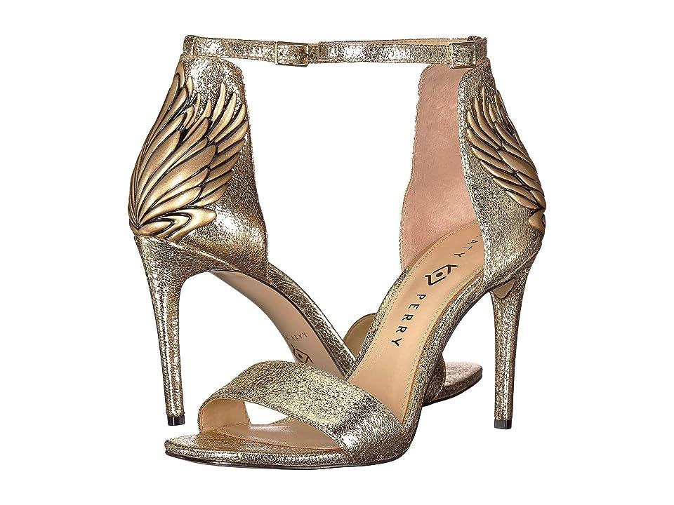 Katy Perry The Alexann (Gold Crinkle Metallic) Women