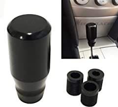 Universal Metal Black Manual Transmission Speed 4 5 6 Sport Gear Stick Shift Knob Nismo Style Car Shifter Console Lever
