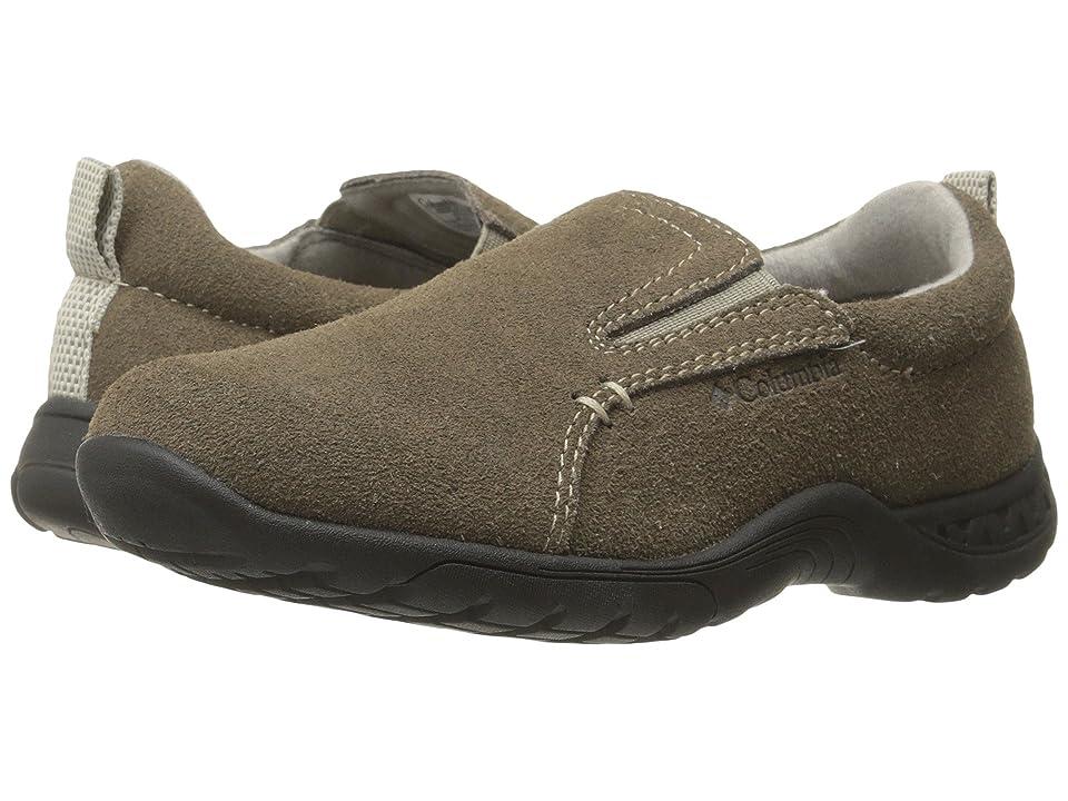 Columbia Kids Adventurer Moc (Toddler/Little Kid/Big Kid) (Wet Sand) Kids Shoes