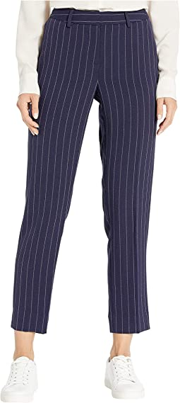 Navy/Wide Chalk Stripe