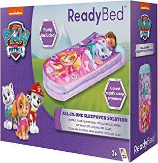 Paw Patrol Girls Sleepover Bed Nap Mat All in One Ages 3+