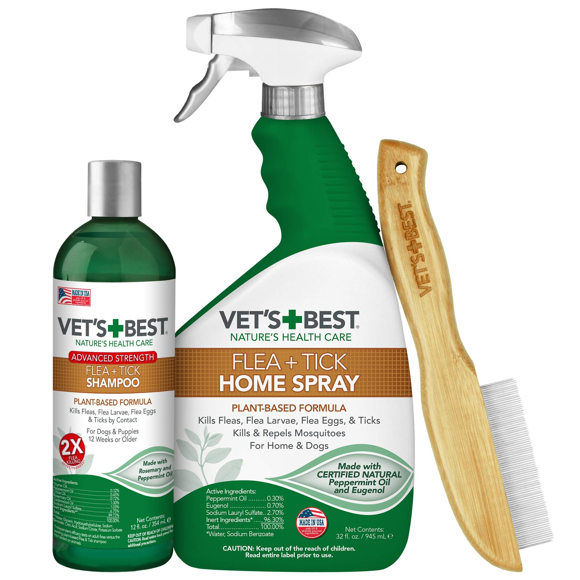 Vets Best Treatment Certified Natural