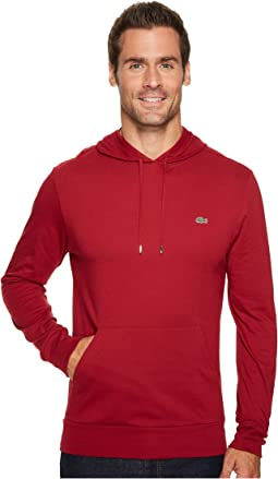 Lacoste - Jersey T-Shirt Hoodie