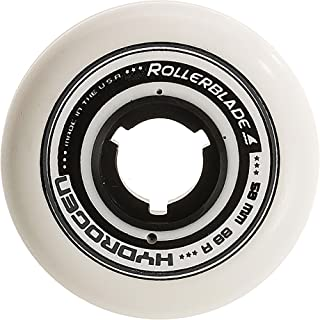 Rollerblade Hydrogen Street 58mm 85A Wheels,  4 Pack