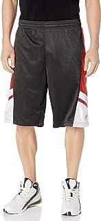 SOUTHPOLE Men's Basic Active Basketball Mesh Shorts