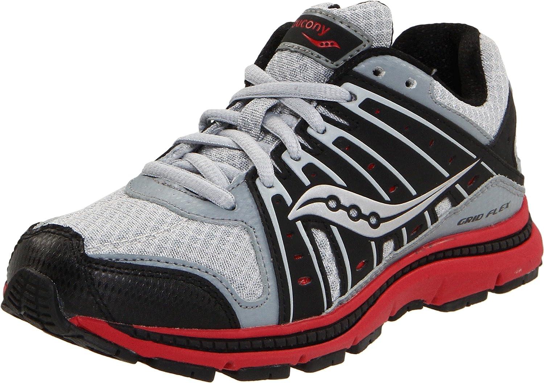 Saucony Grid Flex Running Shoe (Little Kid/Big Kid)