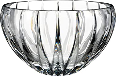 """Marquis By Waterford Phoenix Bowl 10"""", 10 x 10 x 6 inches, Clear Crystalline"""