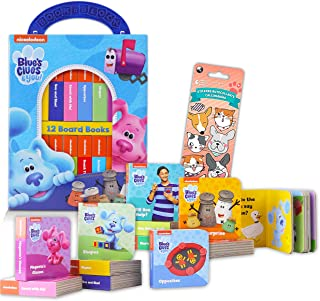 Nick Shop Blue's Clues My First Board Books Bundle - 12 Disney Blue's Clues Board Books for Toddlers, Kids   Blue's Clues ...