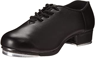 Danzcue Womens Lace Up Tap Shoes