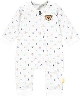 Steiff Baby-Jungen Strampler Nachthemd